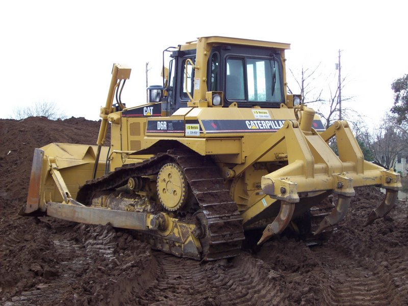 Caterpillar D6RXL Dozer (GPS) for hire in Forster, NSW 2428