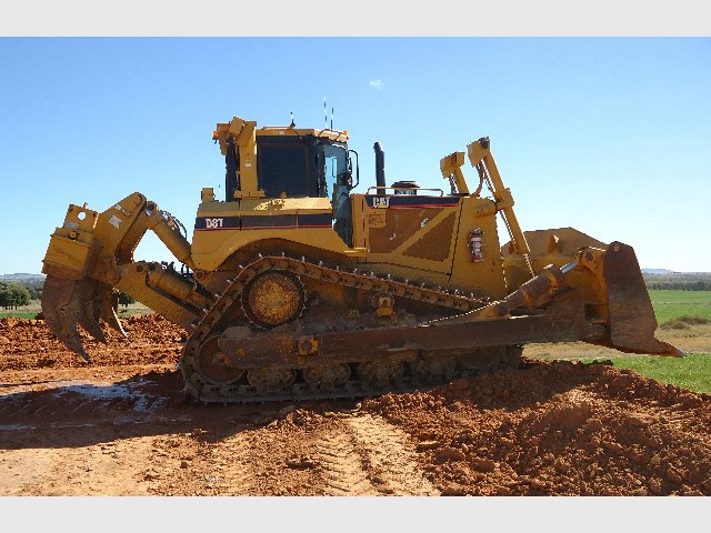 2010 Caterpillar D8T (DEMO AD) for hire in Claremont, WA 6010