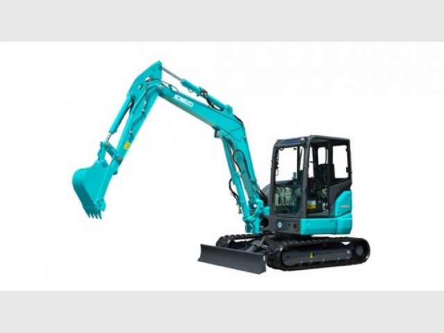 5T Kobelco SK55SRX-6 Excavator for hire in Pinjarra, WA 6208