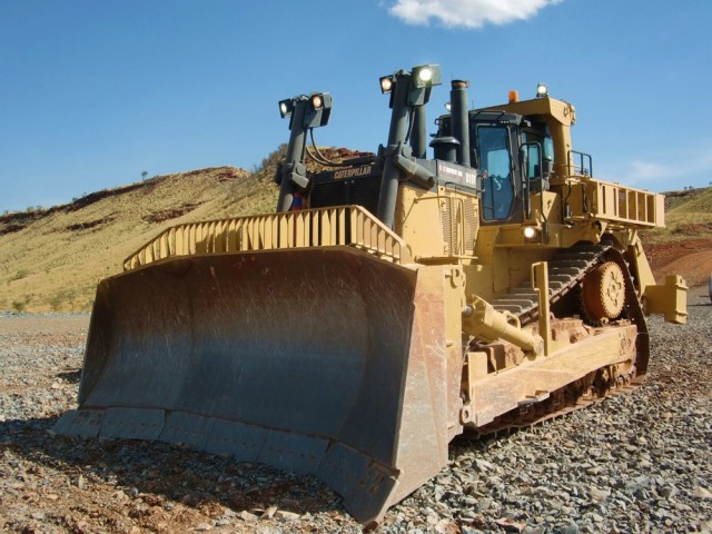 Caterpillar D10R/T for hire in Mackay, QLD 4740
