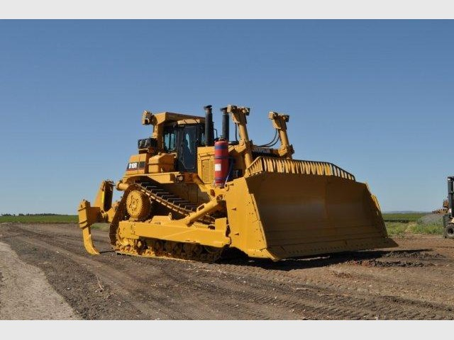 D10R Caterpillar Dozer (D10R #10) for hire in Charters