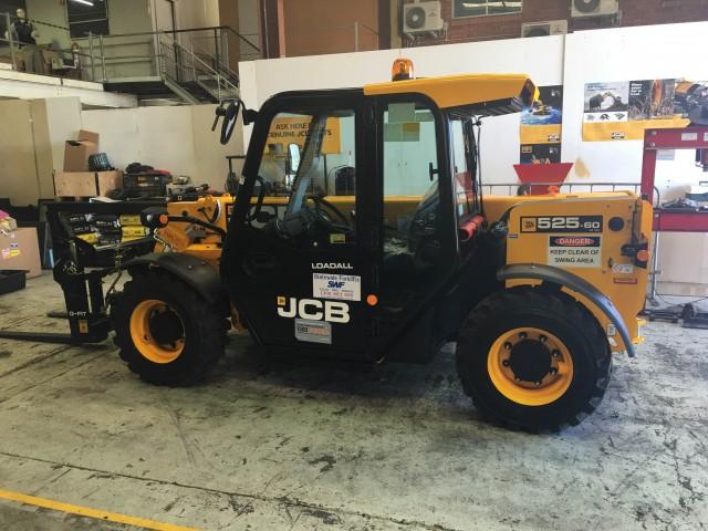 NSW 2 5ton Telescopic Forklift Rentals for hire in Minchinbury, NSW 2770
