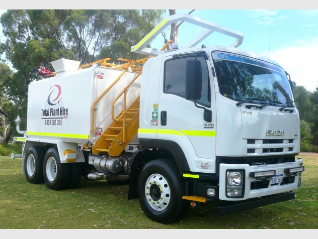 Water Cart 14000 Ltr for hire in Port Hedland, WA 6721