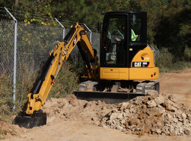Caterpillar 3T Excavator for hire in Bohle, QLD 4818