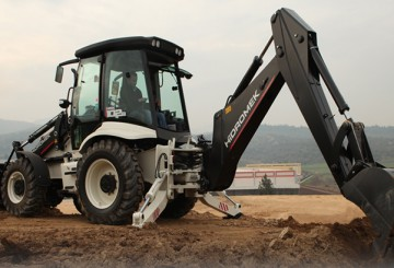 Caterpillar 432 Backhoe