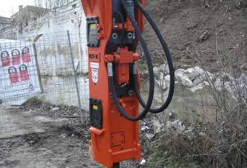 RAMMER G88 Hydraulic Hammer (to suit 25-30 ton)