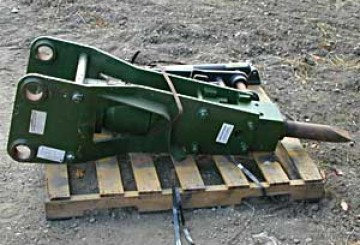 RAMMER G130 Hydraulic hammer (to suit 65-100 ton)
