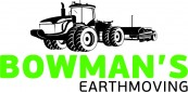 Bowman's Earthmoving