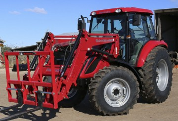 100HP Tractor with Front end Loader