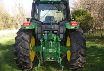 105HP John Deere 6330 Tractor with Cabin Only