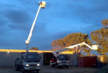 14m EWP / Cherry Picker