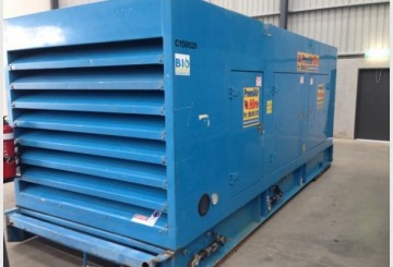 1500 CFM Oil free Compressor