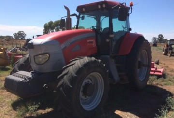 160HP 4WD McCormick Tractor