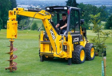1CX Backhoe Loader