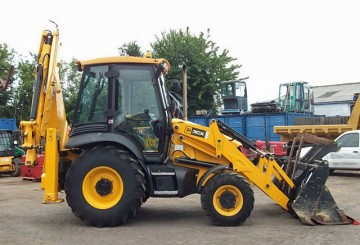 2011 JCB 3CX Backhoe