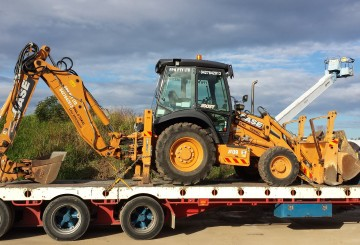 2012 CASE 590ST Backhoe