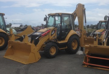 2013 brand new CATERPILLAR 432F BACKHOES