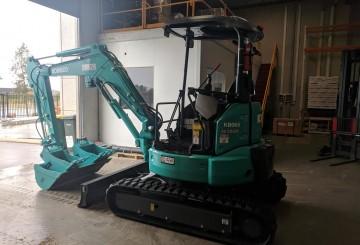Mini Excavator Hire Mandurah WA 6210