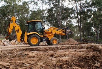 3CX JCB Backhoe