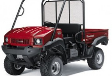 4010 Kawasaki Mule 2-person - Diesel