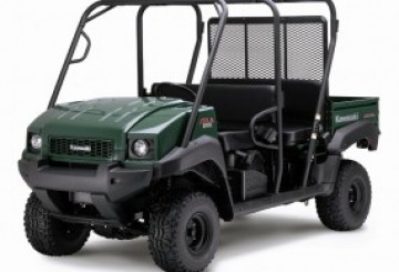 4010 Kawasaki Trans Mule 4-person - Diesel