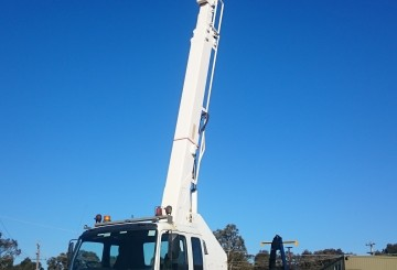 60ft EWP / Cherry Picker