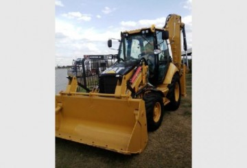 CAT 432E BACKHOE LOADER - MINE SPEC