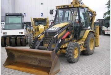 Caterpillar	 432D Backhoe*