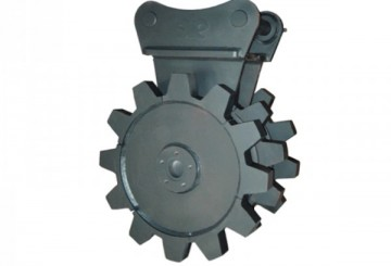 Compaction Wheels - suit 15-20T excavators