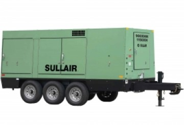 Compressor Sullaire 900/1150 Combo Aftercooled