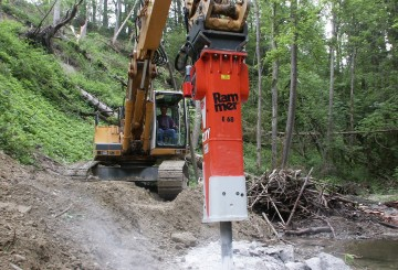 Excavator Attachments (hydraulic)
