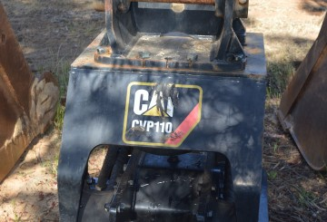 Excavator Mounted Compactor CP110