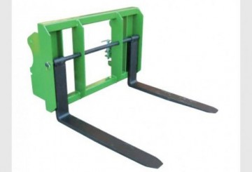 Floating Adjustable Pallet Fork