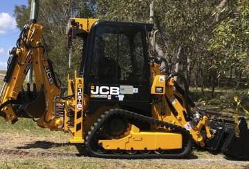 JCB 1CXT Backhoe Loader