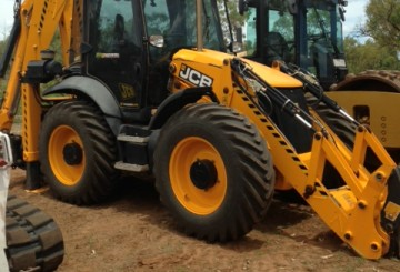JCB 4CX ECO BIG WHEEL BACKHOE