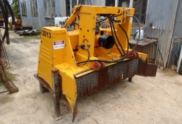 Kirpy Broons Rock Crusher Model BPB200