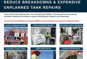 Kube self bunded tanks - 1000 to 10000 litres