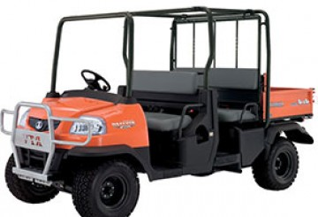 Kubota RTV 1140 4 Person