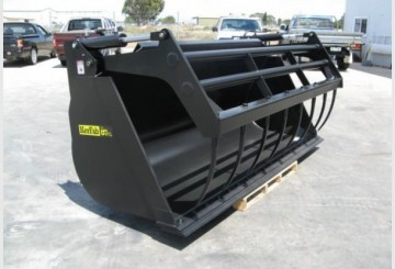 Loader Silage Bucket Grapple