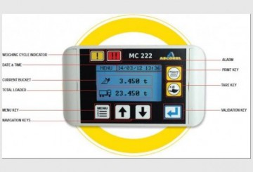 MC 222 Onboard Weighing System