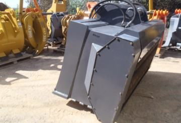 Misu Hydraulic Screening Bucket Suit 30 Tonner HIRE