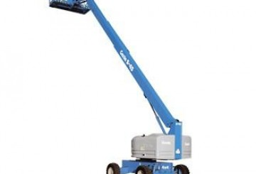 Mobile Straight Boom - 14m (45ft) Diesel Genie
