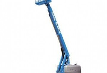 Mobile Straight Boom - 18m (60ft) Diesel Genie