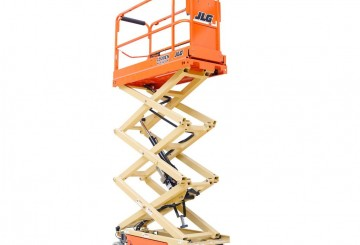 Scissor Lift - 5.8m (19ft) Electric Jlg