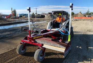 SharpGrade Leveller - suit Skid Steer / Posi track
