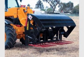 Silage Shear Grab