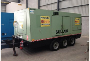 Sullair Compressor 900/1150 High pressure Combo