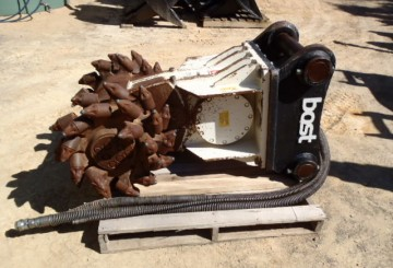 Terex Rock Facer / Surface Cutter / Rock Grinder