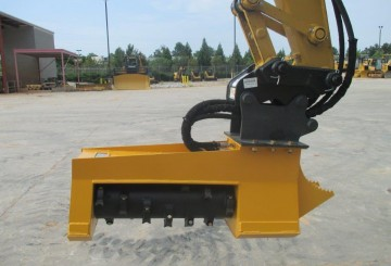 Torrent Mulching Head - suit 8T excavator