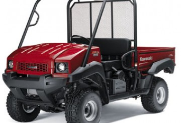 Utility Vehicle Hire
